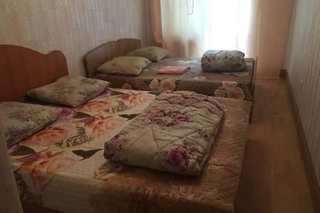Сдается 3-комнатная квартира посуточно в Саратове, ул. им Горького А.М., 16/20.