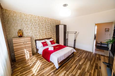 Сдается 1-комнатная квартира посуточно в Калуге, Николо Козинского 56.