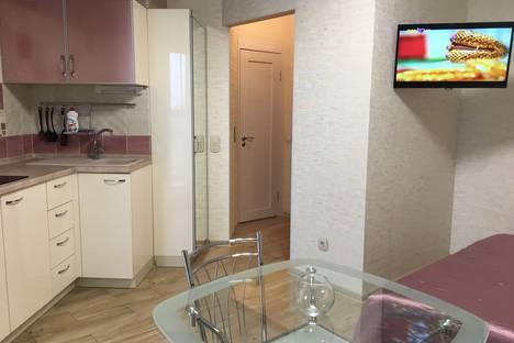 Сдается 1-комнатная квартира посуточно в Санкт-Петербурге, проспект Маршала Блюхера д.9 к.2.