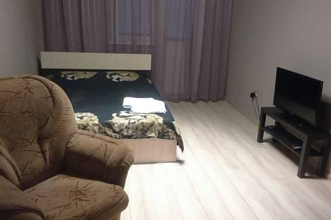 Сдается 1-комнатная квартира посуточнов Яблоновском, улица Заполярная 35/8.
