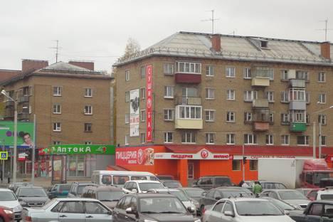 Сдается 2-комнатная квартира посуточно в Сыктывкаре, ул. Морозова, 4.