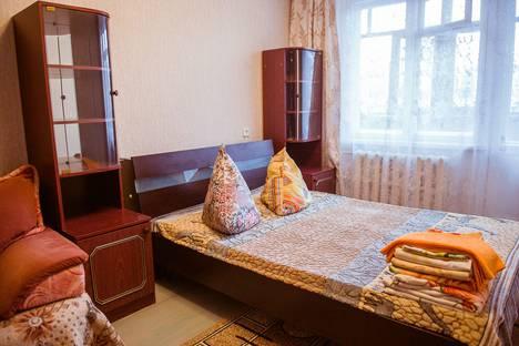 Сдается 1-комнатная квартира посуточнов Тюмени, улица Немцова, 41.