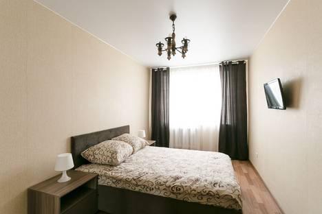 Сдается 2-комнатная квартира посуточнов Вологде, улица Гагарина 80б.