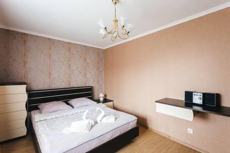 Сдается 2-комнатная квартира посуточнов Вологде, улица Ленинградская, 136.