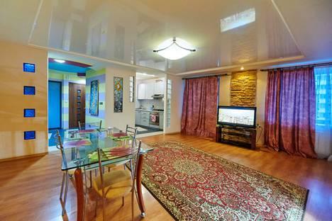 Сдается 2-комнатная квартира посуточно в Смоленске, улица Оршанская, 17.