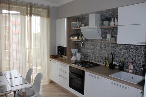 Сдается 1-комнатная квартира посуточнов Пионерском, Калининградский проспект 79 Б, корпус 2.