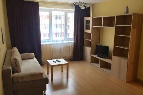 Сдается 1-комнатная квартира посуточно в Смоленске, ул. Оршанская, 17а.
