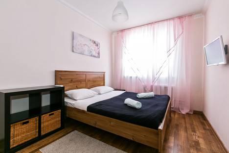Сдается 2-комнатная квартира посуточно в Москве, Мичуринский проспект 31к3.