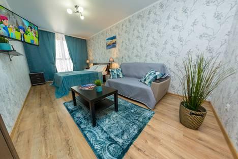 Сдается 1-комнатная квартира посуточно, улица Красная, 176.