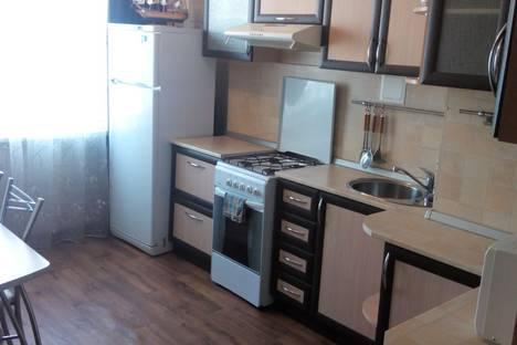 Сдается 3-комнатная квартира посуточно в Брянске, улица Камозина, 45.
