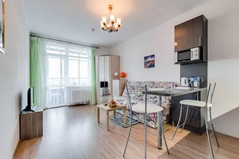 Сдается 1-комнатная квартира посуточно в Санкт-Петербурге, улица Адмирала Черокова 20.