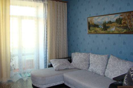 Сдается 1-комнатная квартира посуточнов Омске, проспект Мира, 35.