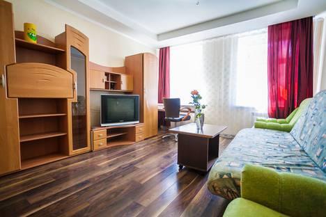 Сдается 2-комнатная квартира посуточно в Санкт-Петербурге, ул. Глеба Успенского д.5.