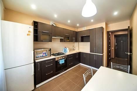 Сдается 1-комнатная квартира посуточно в Смоленске, улица Матросова, 16.