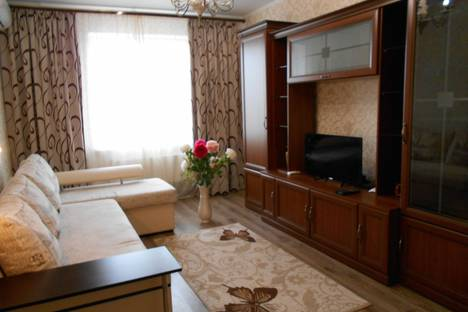 Сдается 1-комнатная квартира посуточно в Воронеже, проспект Ленинский, 124.