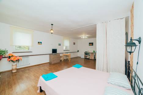 Сдается 1-комнатная квартира посуточно в Казани, Сары Садыковой улица, 5.