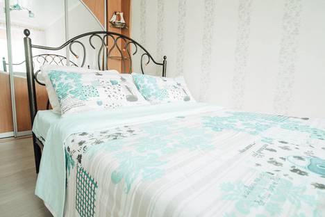 Сдается 2-комнатная квартира посуточно в Гродно, проспект Космонавтов, 35.