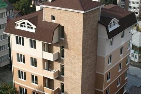 Сдается 1-комнатная квартира посуточнов Сочи, улица Лермонтова д 5.