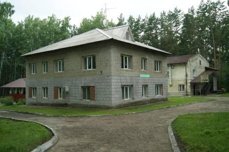 Сдается коттедж посуточно в Бердске, п. Новый..№ 1.