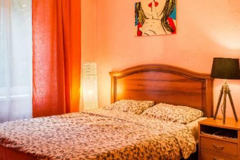 Сдается 2-комнатная квартира посуточнов Долгопрудном, улица Большая Полянка, 28.