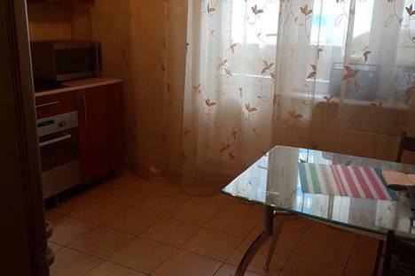 Сдается 1-комнатная квартира посуточно в Новосибирске, Горский микрорайон,дом 65.
