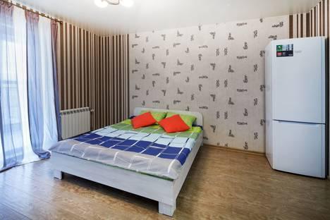 Сдается 1-комнатная квартира посуточно в Новосибирске, ул. Семьи Шамшиных 90/5.