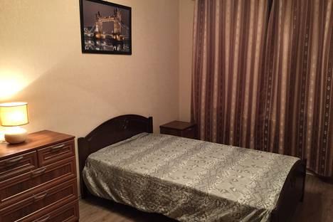 Сдается 2-комнатная квартира посуточно в Смоленске, Воробьева 11/9.
