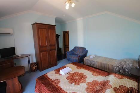 Сдается 1-комнатная квартира посуточно в Адлере, Фермерская улица, 26.