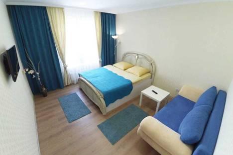 Сдается 1-комнатная квартира посуточно в Казани, улица Николая Ершова 62г.