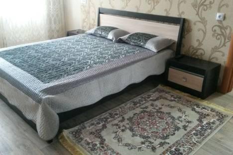Сдается 1-комнатная квартира посуточно в Актобе, 11 мкр маметова 114.