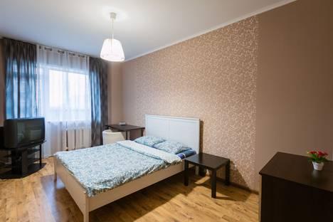 Сдается 2-комнатная квартира посуточнов Новосибирске, ул. Галущака, 17.