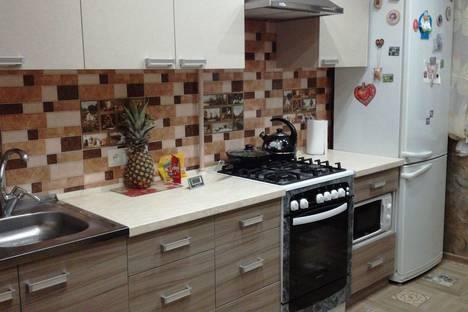 Сдается 4-комнатная квартира посуточно в Минске, улица Острошицкая, 17.