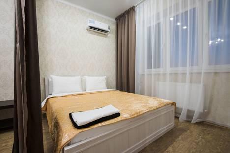 Сдается 1-комнатная квартира посуточно в Краснодаре, Октябрьская улица 181/2.