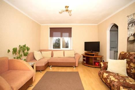 Сдается 1-комнатная квартира посуточно в Нижнем Новгороде, ул.Большая Покровская, 58.