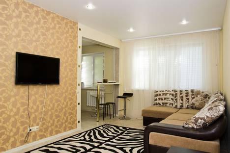 Сдается 1-комнатная квартира посуточно в Омске, 16 военный городок 414 ,ЦИРК.