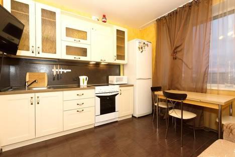 Сдается 1-комнатная квартира посуточно в Нижнем Новгороде, ул. Белинского 36.