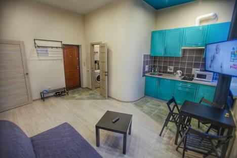 Сдается 2-комнатная квартира посуточно в Смоленске, 2-я Краснинская улица, 7/1.