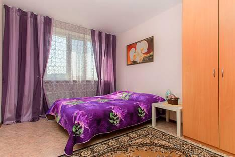Сдается 2-комнатная квартира посуточнов Казани, Чистопольская улица д.12.