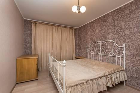 Сдается 2-комнатная квартира посуточнов Казани, улица Чуйкова 33.