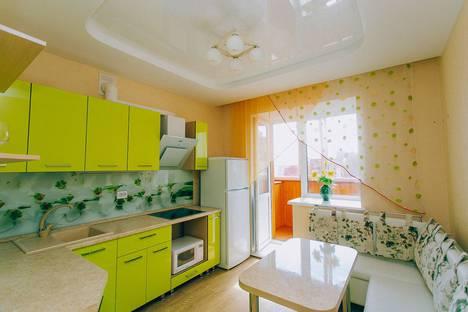 Сдается 1-комнатная квартира посуточно в Ульяновске, ул.Островского.20/Федерации.63.