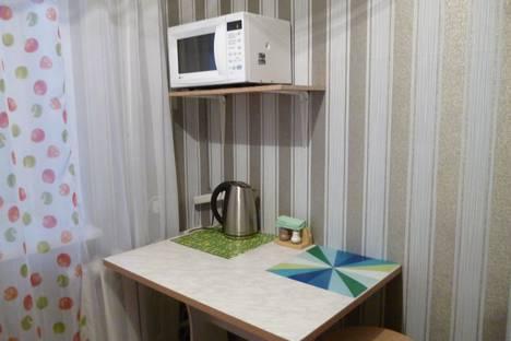 Сдается 1-комнатная квартира посуточно в Кургане, улица Пичугина, 16.