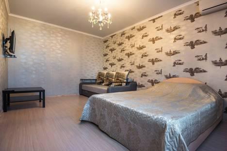 Сдается 1-комнатная квартира посуточно в Краснодаре, улица Жлобы, 139.