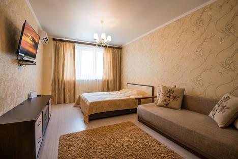 Сдается 1-комнатная квартира посуточно в Краснодаре, улица Чехова, 6.