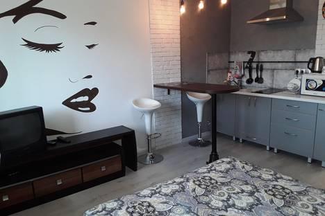 Сдается 1-комнатная квартира посуточнов Балабанове, улица Курчатова 27/2.