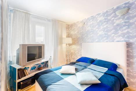 Сдается 2-комнатная квартира посуточнов Реутове, 2-я Черногрязская улица, 1.