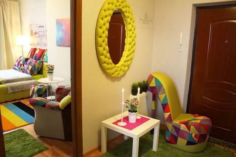 Сдается 2-комнатная квартира посуточно в Белгороде, улица Попова 37г.