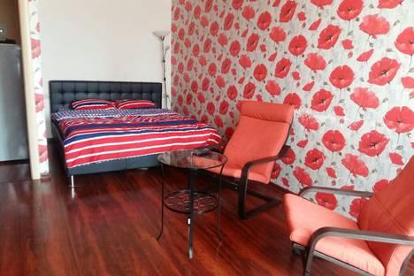 Сдается 1-комнатная квартира посуточно в Москве, Спартаковская улица, 17.