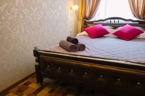 Сдается 2-комнатная квартира посуточнов Переславле-Залесском, улица Найдышева, 2А.