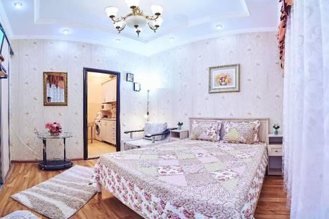 Сдается 1-комнатная квартира посуточно, улица Гагарина, 10.