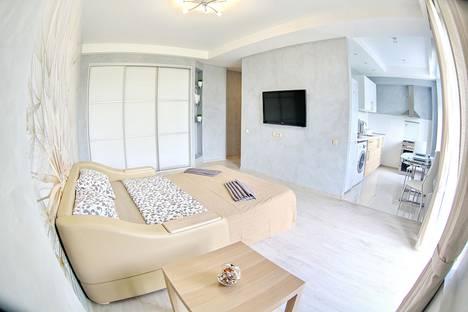 Сдается 1-комнатная квартира посуточно в Нижнем Новгороде, улица Краснодонцев д. 7.